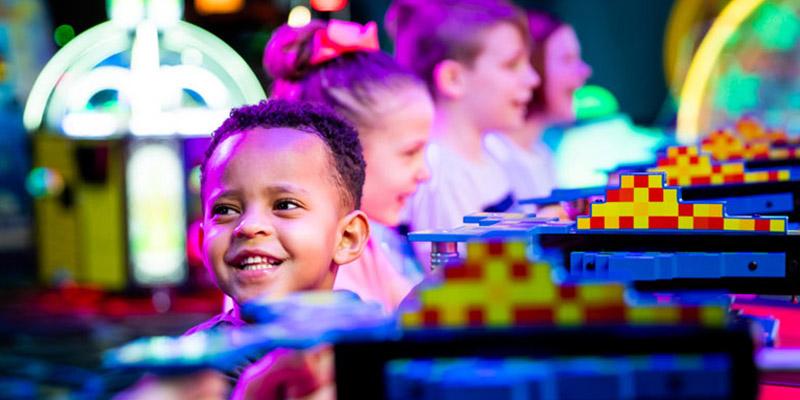 Play games at FEG partner Timber Ridge