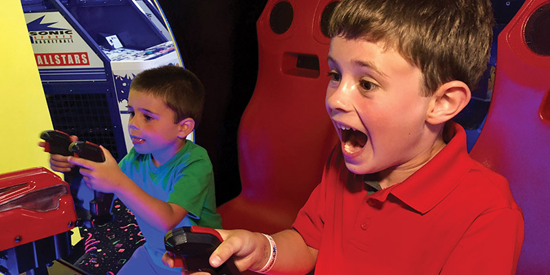 Play the latest games at Bonkers